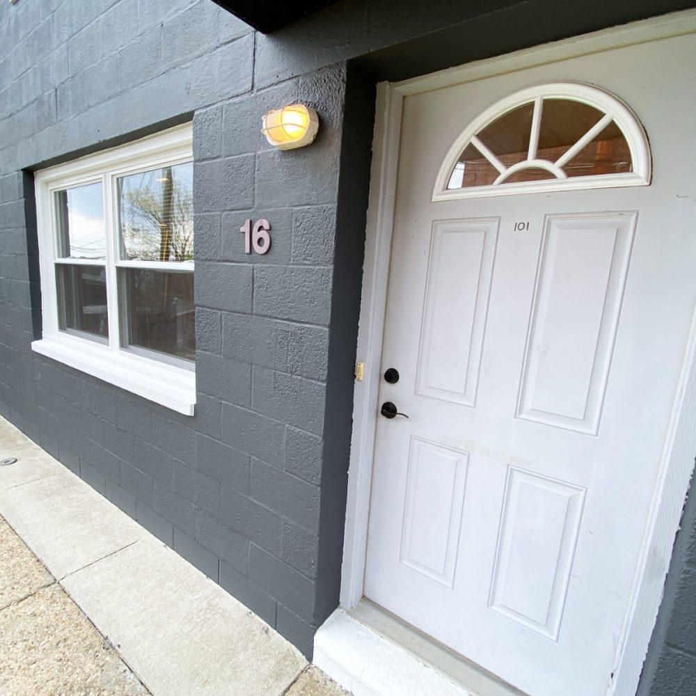 16 South High Street – Apt 101