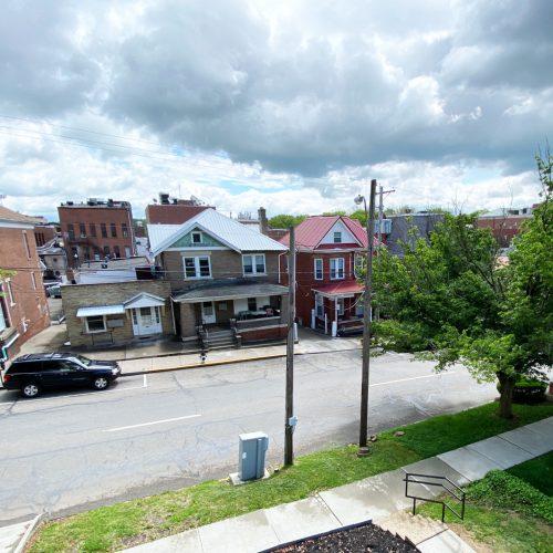 19_S_Congress_Photo_6_Apt-201_view from balcony_Athens_Ohio_45701