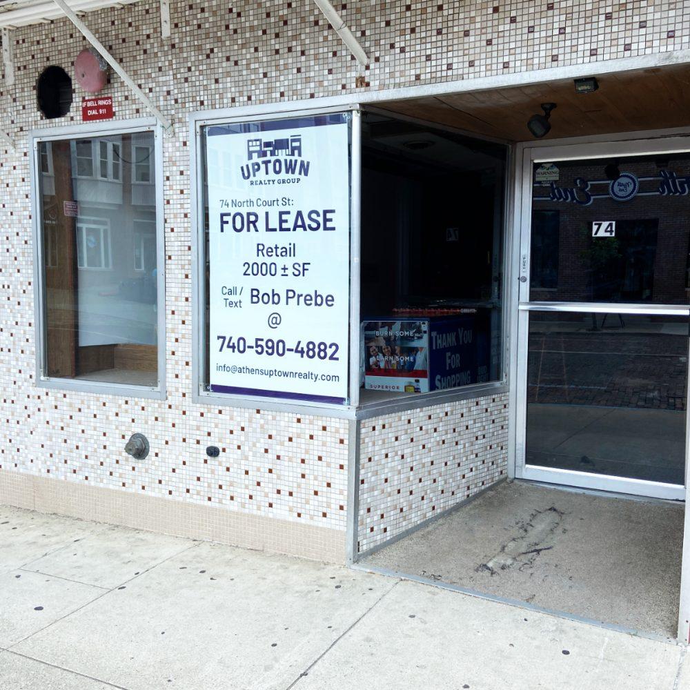 74 North Court Street – Athens, Ohio